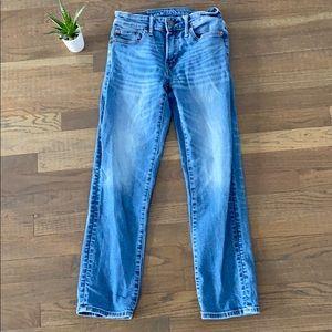 Boys American Eagle airflex jeans